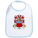 Ailly Family Crest Bib