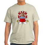 Ailly Family Crest Light T-Shirt