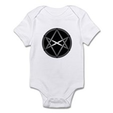 Unicursal Hexagram Infant Bodysuit