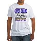 U.S. Coast Guard Freedom Isn't Free (Front Only) F