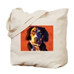 Coon Hound Tote Bag