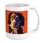 Coon Hound Large Mug 