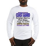 U.S. Coast Guard Freedom Isn't Free (Front Only) L
