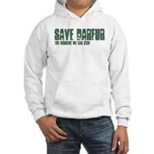 The Genocide You Can Stop Hoodie