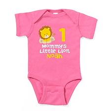 Mommy's Lion Baby Bodysuit