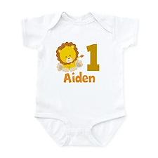 Lion Birthday Infant Bodysuit
