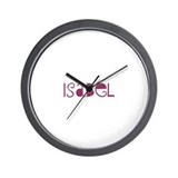 Isabel Wall Clock