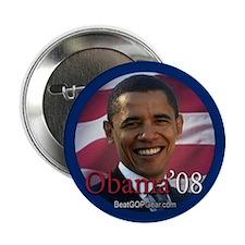 """""""Barack Obama 2008"""" Button"""