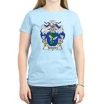 Tenreiro Family Crest Women's Light T-Shirt