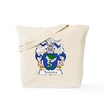Tenreiro Family Crest Tote Bag