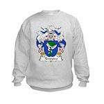 Tenreiro Family Crest Kids Sweatshirt