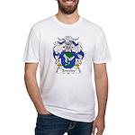 Tenreiro Family Crest Fitted T-Shirt