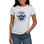 Tenreiro Family Crest Women's T-Shirt