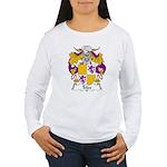 Teles Family Crest Women's Long Sleeve T-Shirt
