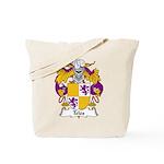Teles Family Crest Tote Bag