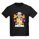 Teles Family Crest Kids Dark T-Shirt