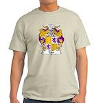 Teles Family Crest Light T-Shirt