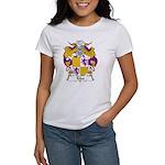 Teles Family Crest Women's T-Shirt