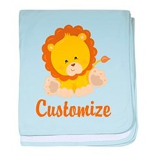 Baby Lion baby blanket