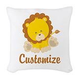 Safari Throw Pillows