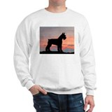 Schnauzer Sunset Sweatshirt