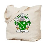 Seixas Family Crest Tote Bag