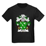 Seixas Family Crest Kids Dark T-Shirt
