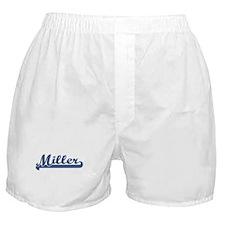 Miller (sport-blue) Boxer Shorts