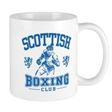 Scottish Boxing Mug