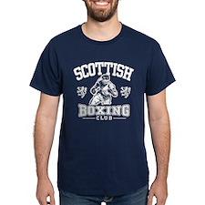 Scottish Boxing T-Shirt