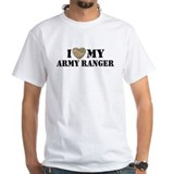 I Love My Army Ranger Shirt