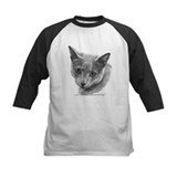 Russian Blue Cat Tee