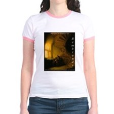 Art History Jr. Ringer T-shirt