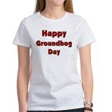 Happy Groundhog Day Tee