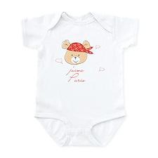 j'm paris Infant Bodysuit