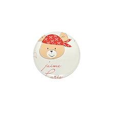 j'm paris Mini Button (100 pack)