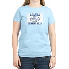 ALASKA drinking team T-Shirt