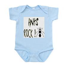 Ants Rock ! Infant Bodysuit