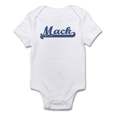 Mack (sport-blue) Infant Bodysuit