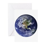 Earth Greeting Cards (Pk of 20)