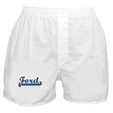 Ford (sport-blue) Boxer Shorts