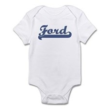 Ford (sport-blue) Infant Bodysuit