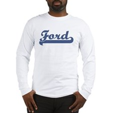 Ford (sport-blue) Long Sleeve T-Shirt