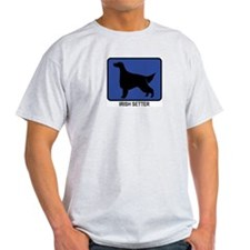 Irish Setter (blue) T-Shirt