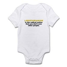 Libertarian Infant Bodysuit