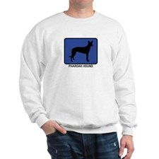 Pharoah Hound (blue) Sweatshirt