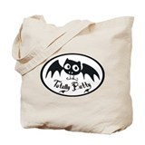 Totally Batty Tote Bag