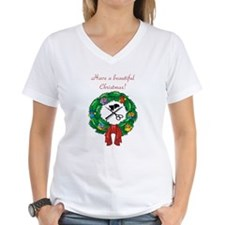 Beautician Christmas Shirt