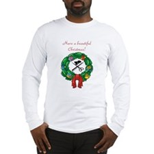 Beautician Christmas Long Sleeve T-Shirt