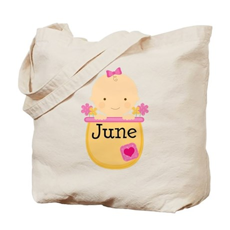 June Baby Maternity Tote Bag